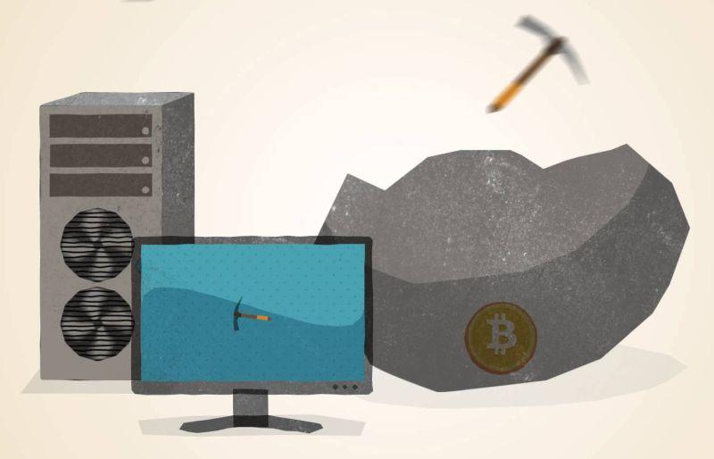Как стать майнером биткоин
