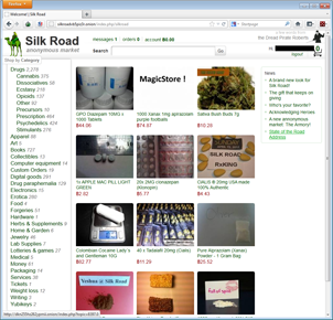 Silk Road Login