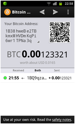 Mobile Bitcoin Wallet