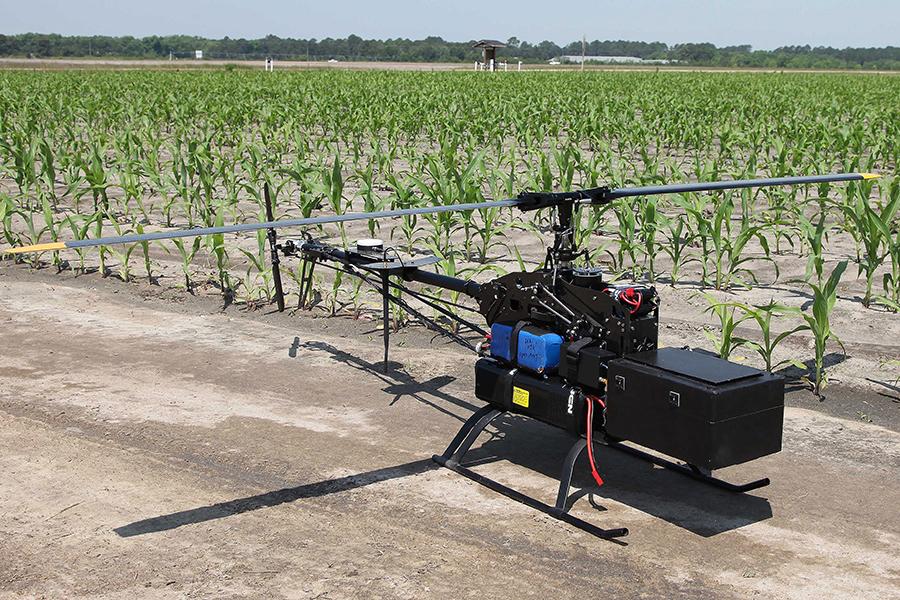 К 2019 году 30% российских сельхозпредприятий оснастят дронам и интернетом вещей