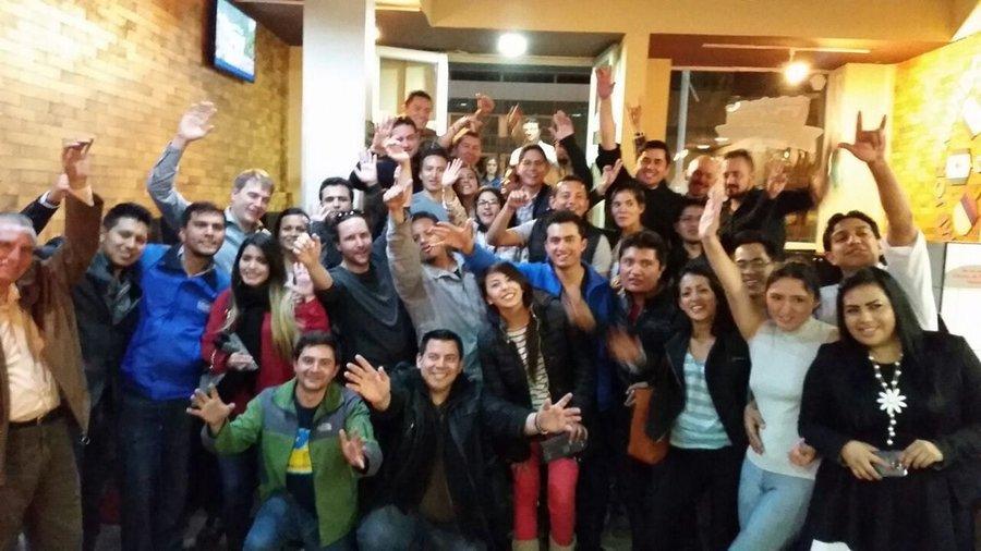 день биткоин пиццы в Эквадоре