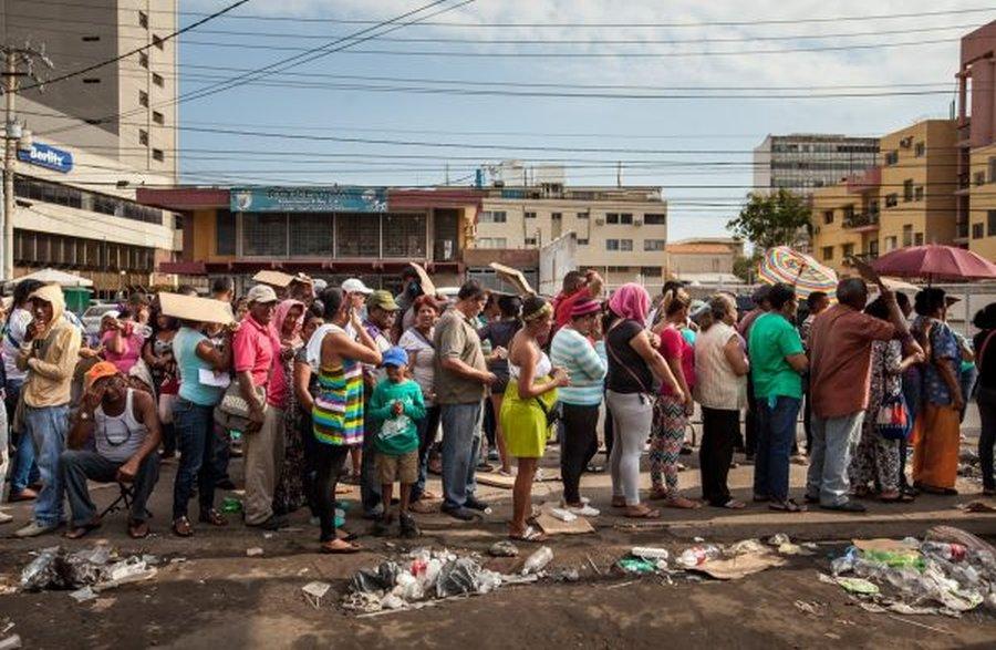 теневая валюта Венесуэлы