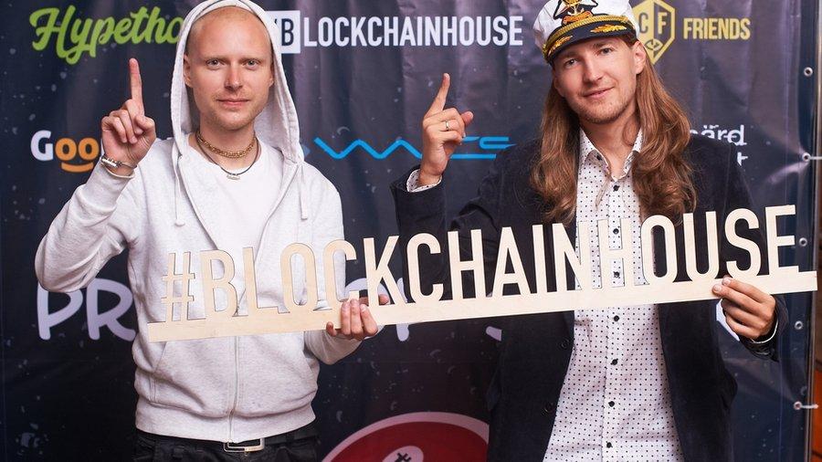 blockchain house