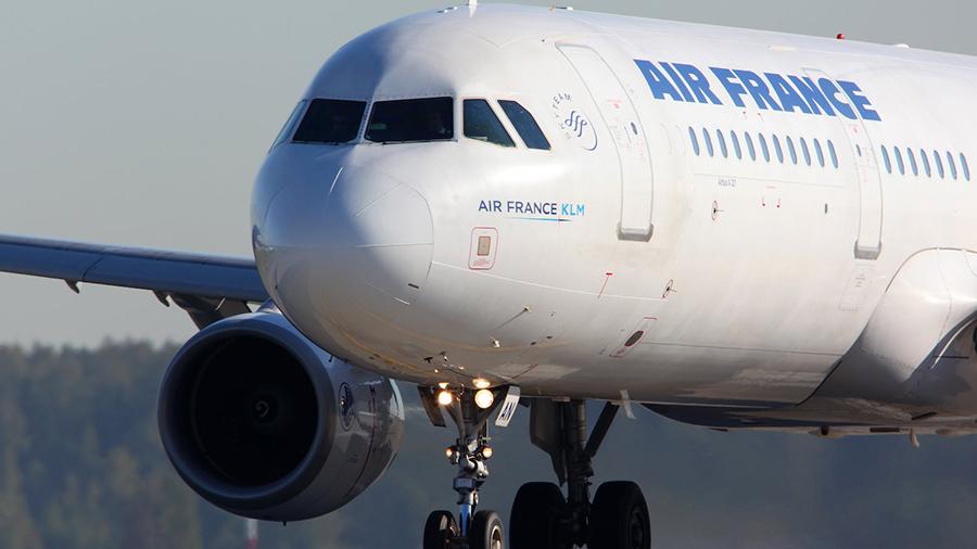 Air France блокчейн