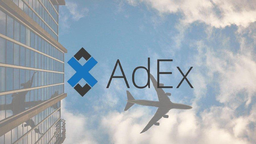 Децентрализованная биржа рекламы AdEx откроет торги на рекламные места на авиабилетах