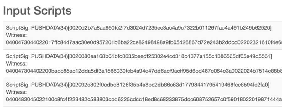 Предложен способ вернуть BCH, отправленные на адреса Segwit