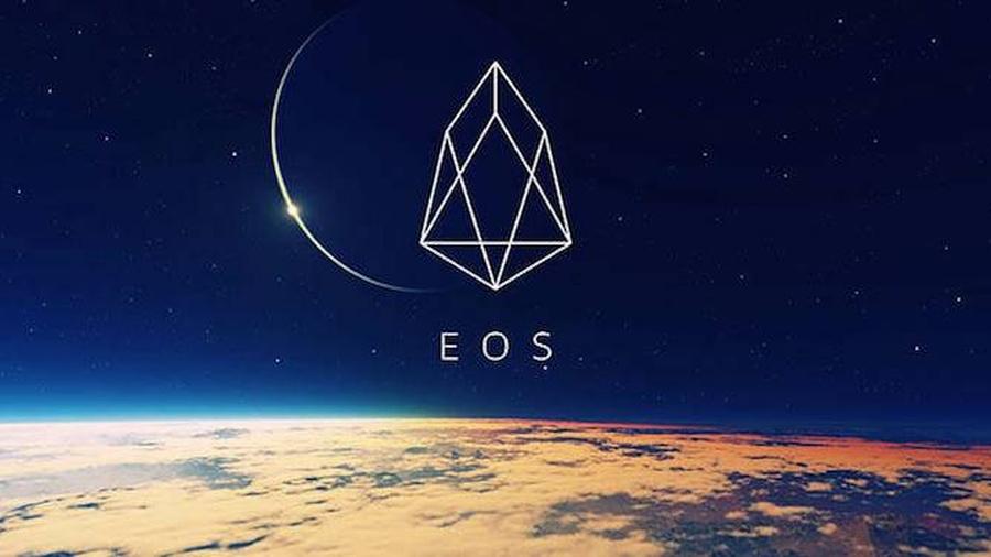 блокчейн EOS запущен