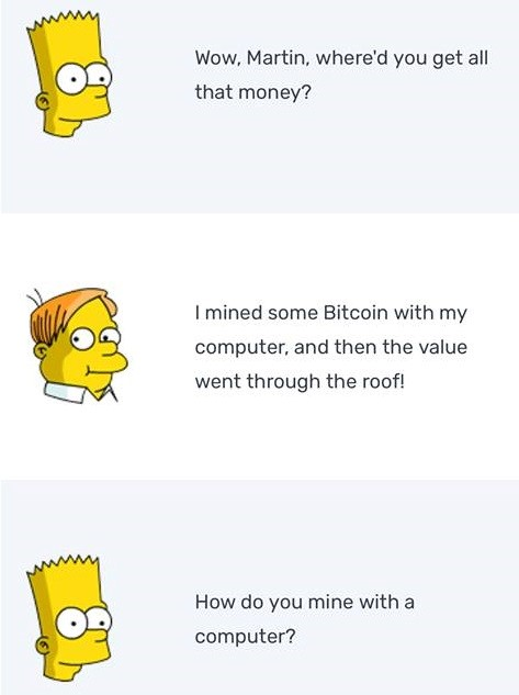 Marvel, The Simpsons Go Crypto