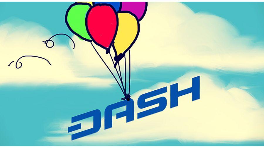 обновление Dash