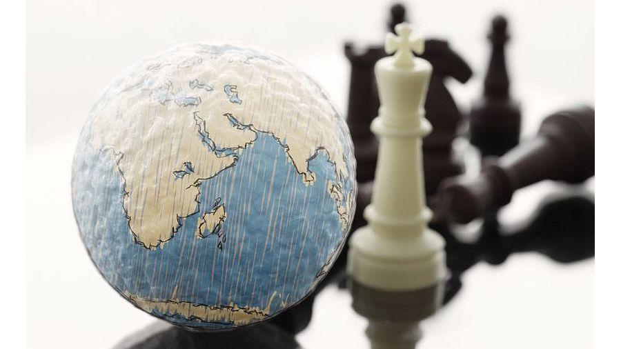 блокчейн в геополитике