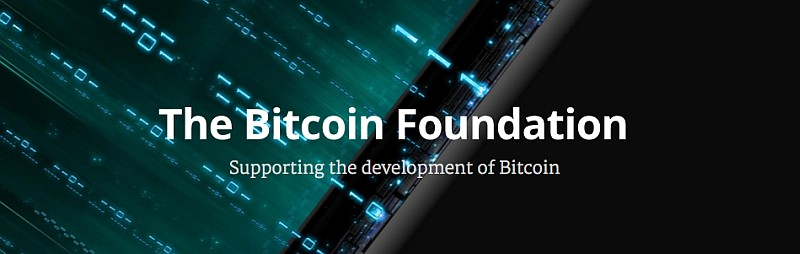 Логотип Bitcoin Foundation