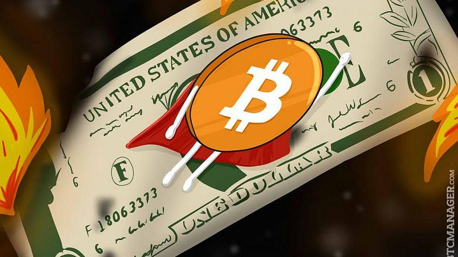 Иран - биткоин вместо доллара