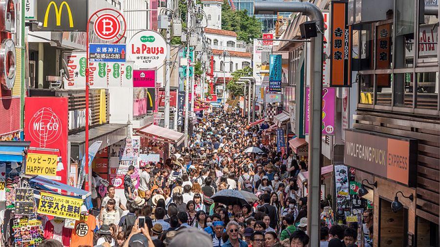 биткоин в японии