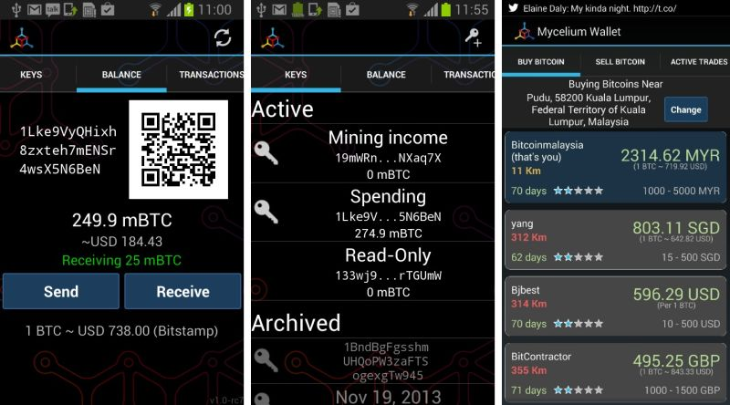 биткоин скачать программу на андроид - фото 6