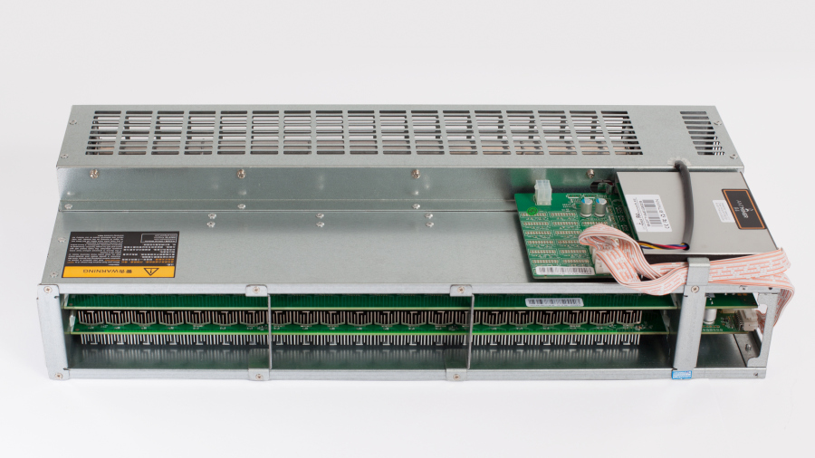 Antminer R4 top