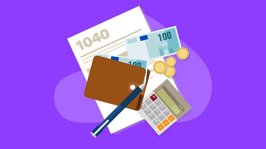 IRS США добавила пункт про криптовалюты в основную часть формы налоговой отчетности