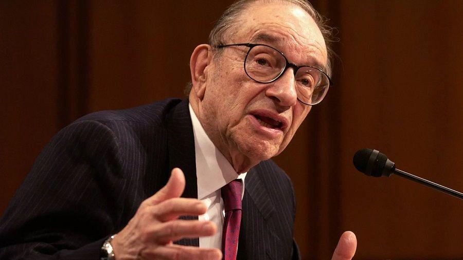 Алан Гринспен: «ЦБ нет смысла выпускать свои криптовалюты»