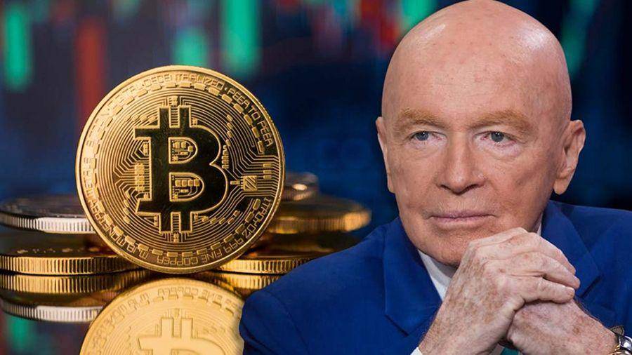 Марк Мобиус: «рост популярности криптовалют подтолкнет инвесторов к покупке физических активов»