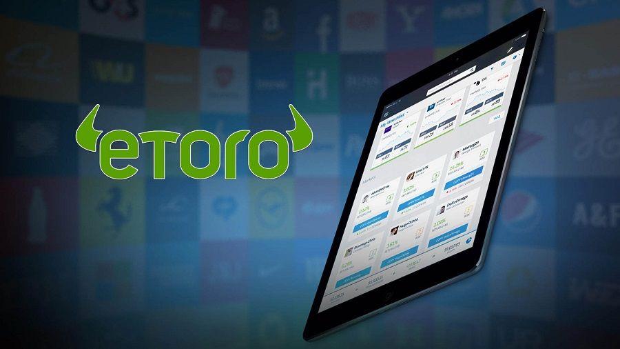 eToro отчиталась о росте доходов от торговли криптовалютами в 23 раза за год