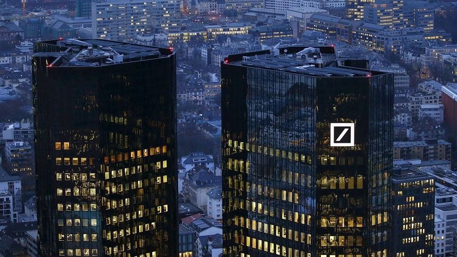 Deutsche Bank: «биткоин слишком волатилен для средства хранения богатства»