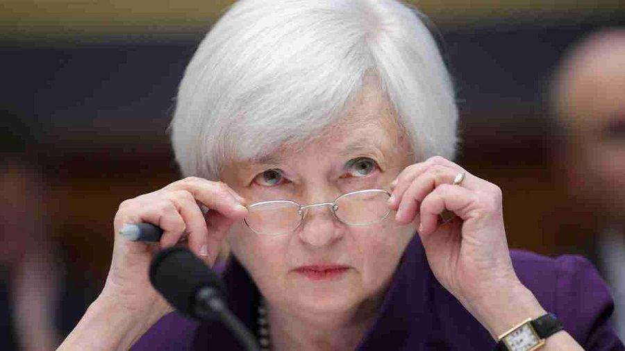Джанет Йеллен: «криптовалюты могут улучшить эффективность финансовой системы»