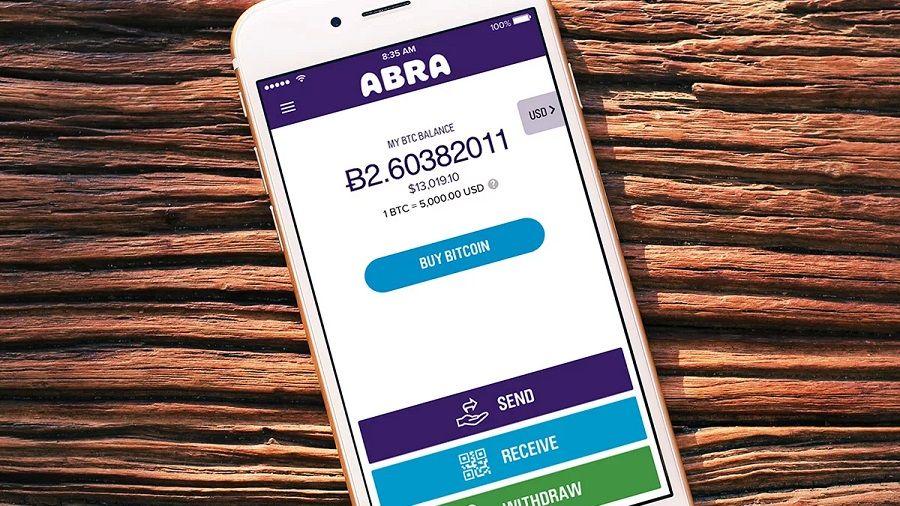 Криптовалютный стартап Abra успешно собрал $55 млн в раунде финансирования серии C
