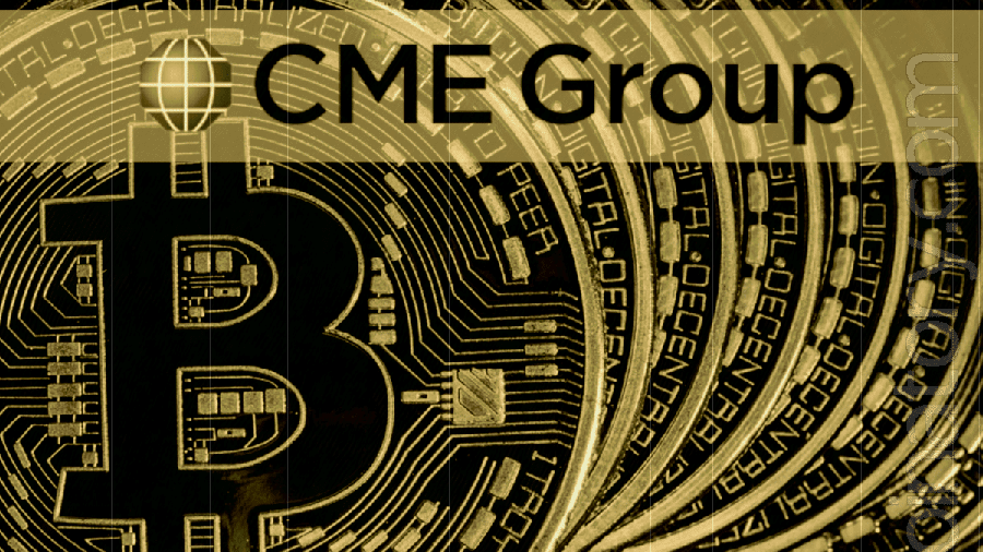 CME has recorded a repeated increase in Bitcoin futures market activity