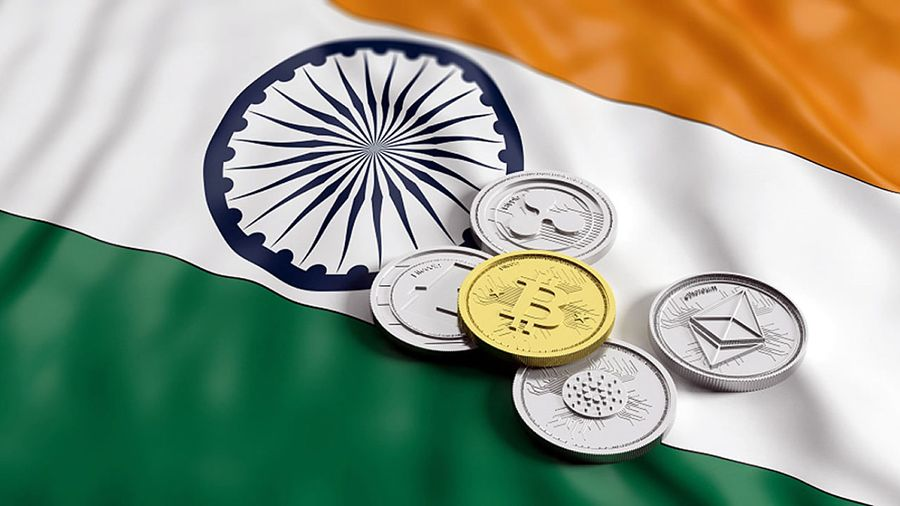 ЦБ Индии разрабатывает концепцию для выпуска государственной криптовалюты