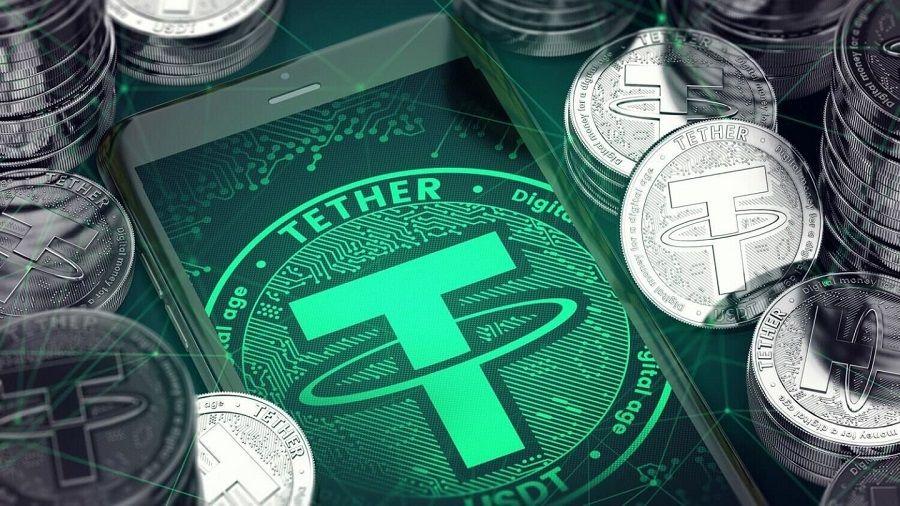 Tether в августе выпустил более 2 млрд USDT