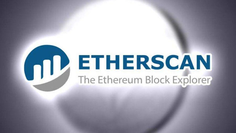 В Китае заблокирован обозреватель Эфириума Etherscan.io
