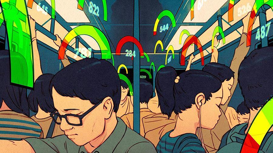 Эксперты в Китае предложили использовать блокчейн в «Системе социального кредита»