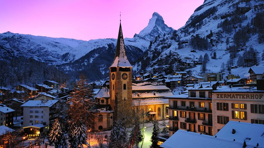 Жители швейцарского округа Церматт смогут платить налоги в BTC