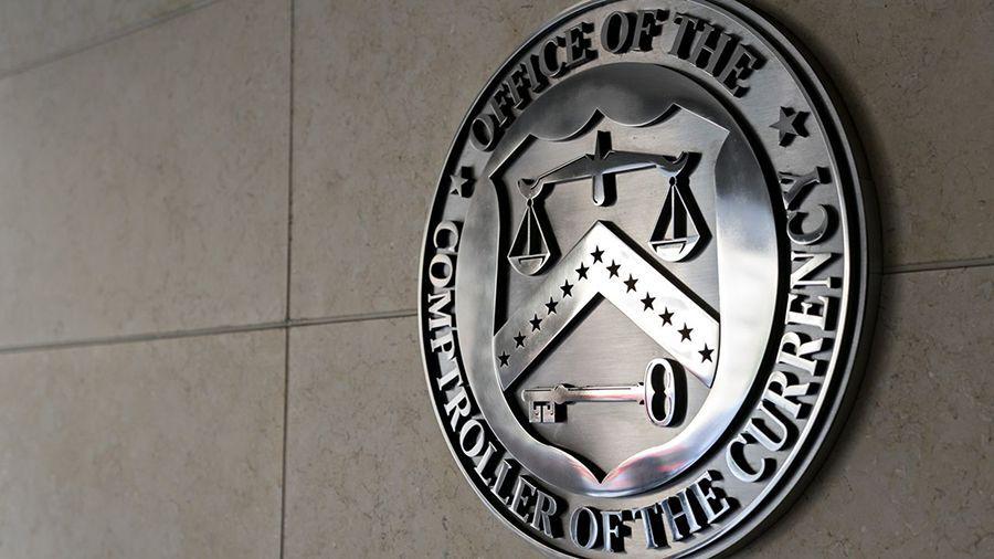 OCC упростит доступ к банковскому обслуживанию для криптовалютных компаний
