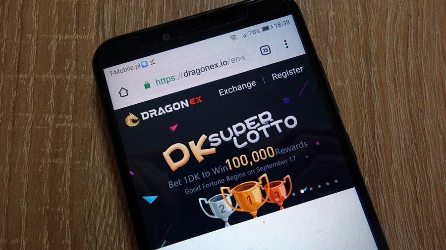 DragonEx введет токенизированные квоты на вывод криптоактивов