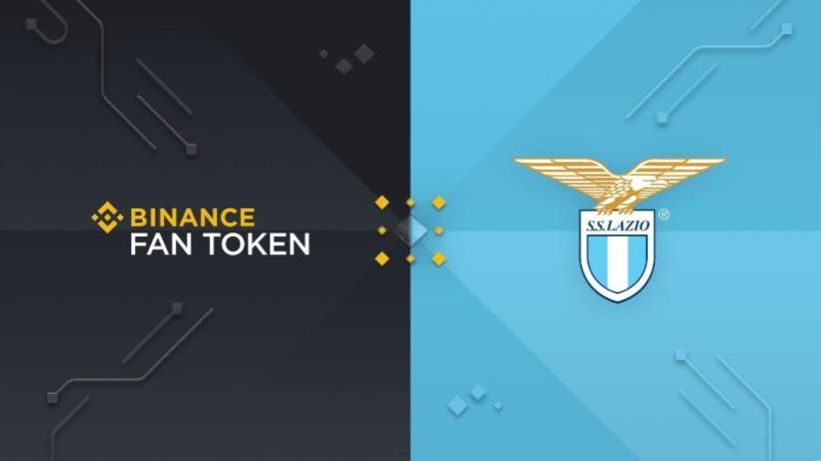 Binance объявляет о партнерстве с футбольным клубом S.S. Lazio