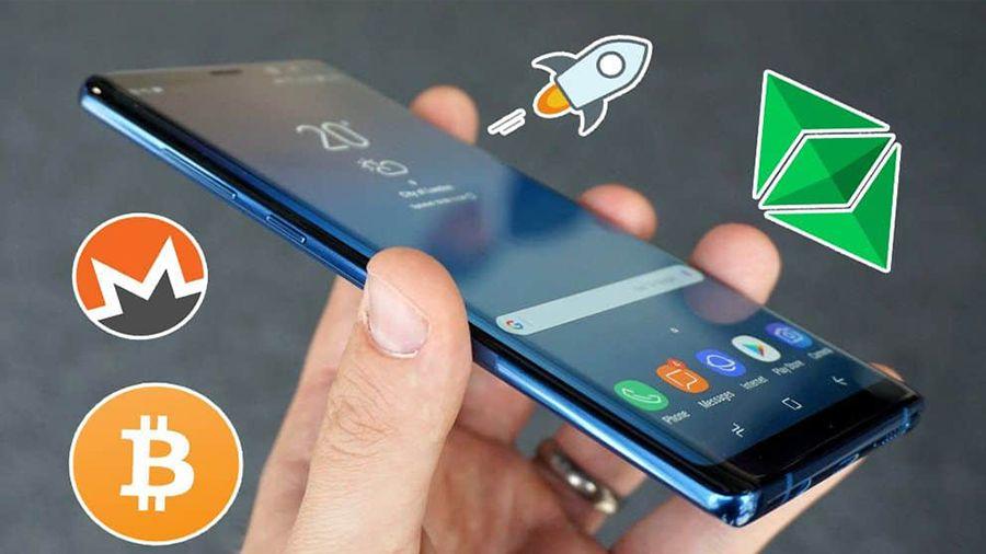 Samsung интегрирует криптовалютные кошельки в бюджетные модели смартфонов