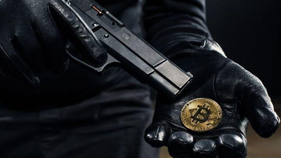 Шотландец приговорен к пяти годам тюрьмы за покупку пистолета за биткоин