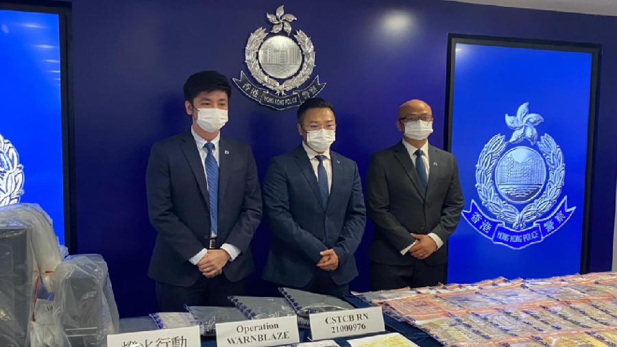 В Гонконге арестованы 19 человек по обвинению в мошенничестве с криптовалютой