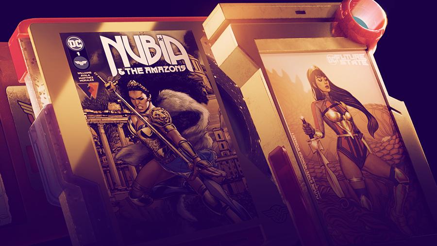 DC Comics выпустит коллекцию бесплатных NFT по мотивам комиксов
