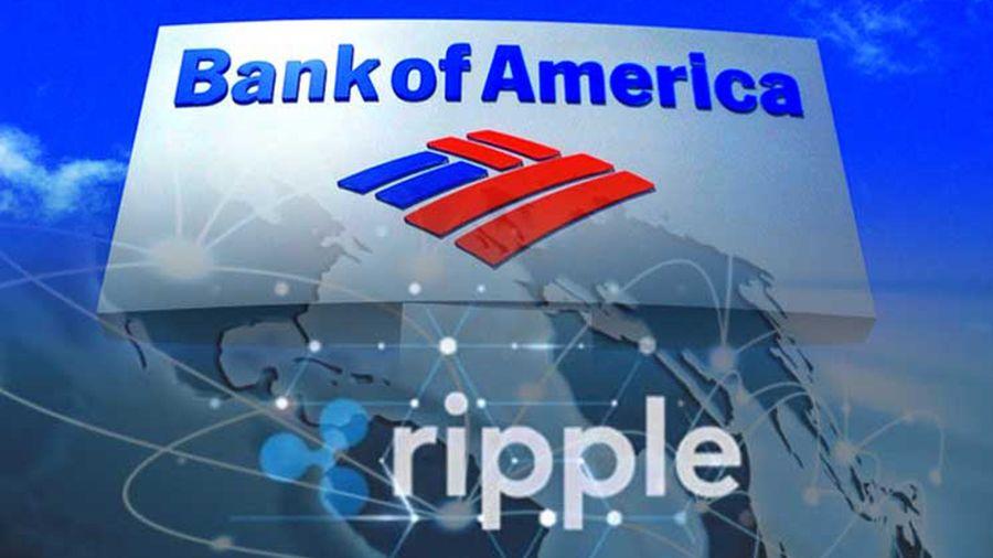 Bank of America и Ripple провели совместное тестирование пилотного проекта