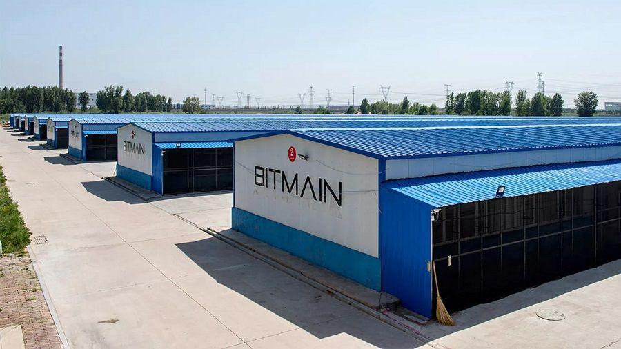 Bitmain запустил майнинговый центр в Техасе мощностью 50 МВт