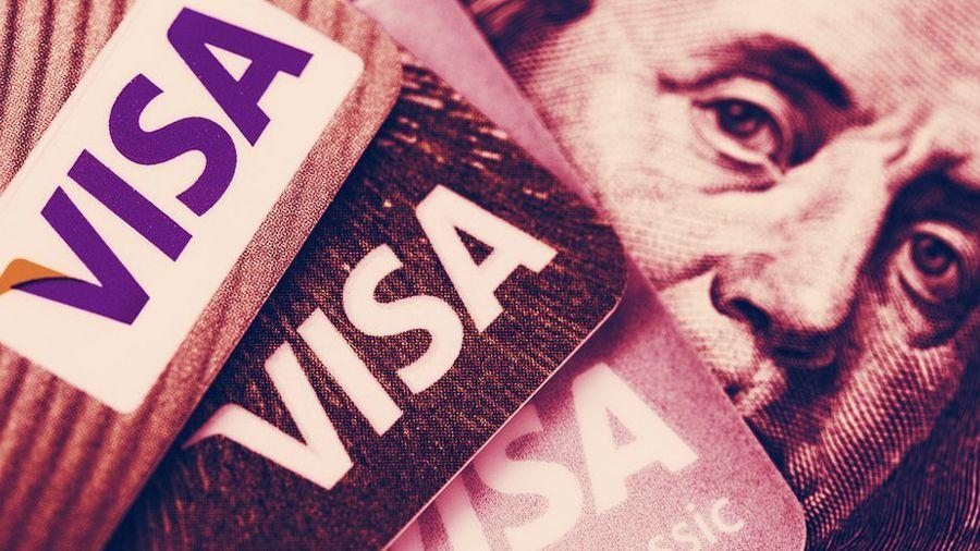 Visa предложила метод оффлайн-платежей в государственных криптовалютах