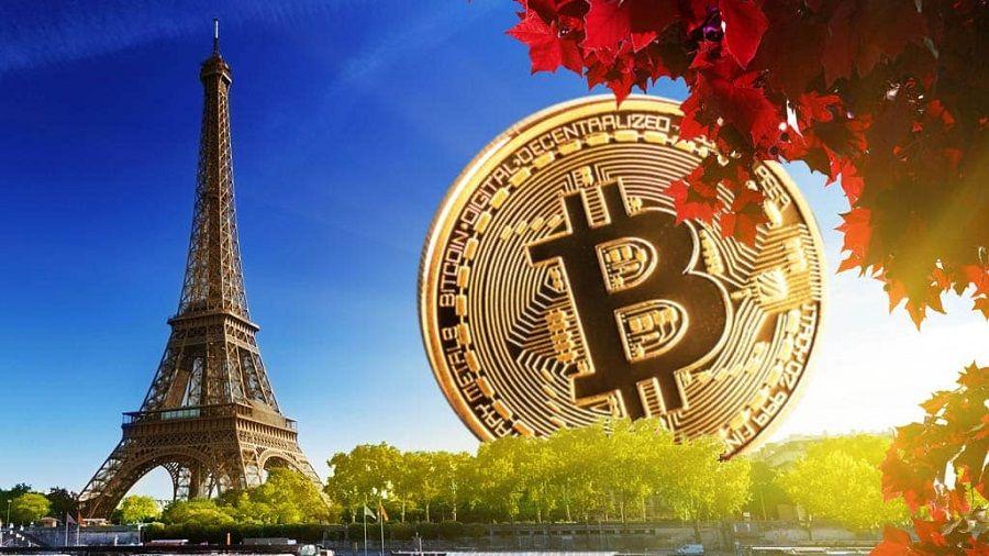 Президент Франции призвал использовать блокчейн в сельском хозяйстве