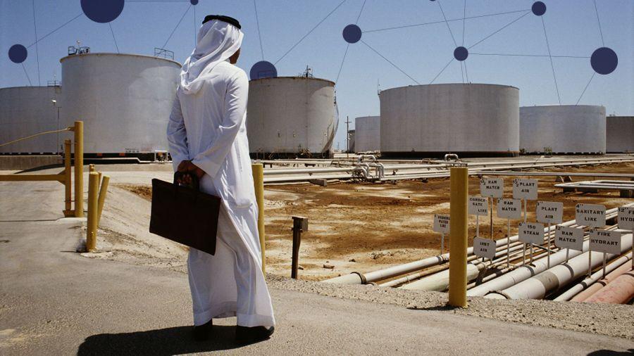 Нефтяной гигант Saudi Aramco купил акции блокчейн-платформы Vakt на сумму $5 млн