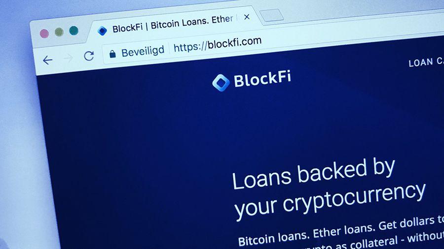 BlockFi подала в SEC заявку на регистрацию Bitcoin Trust