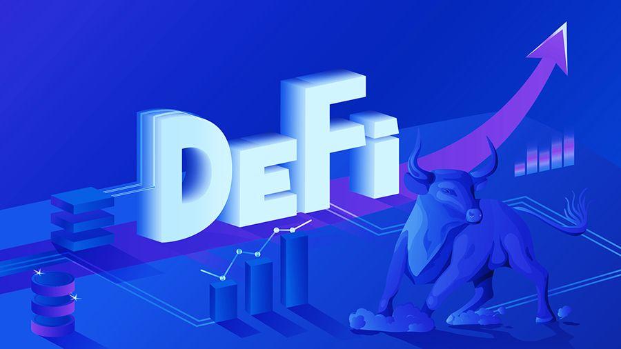 Сумма заблокированных в DeFi криптоактивов поднялась выше $200 млрд