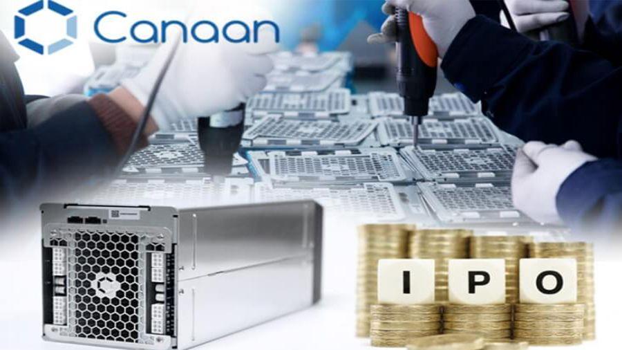 Canaan Creative проведет IPO на американской фондовой бирже Nasdaq