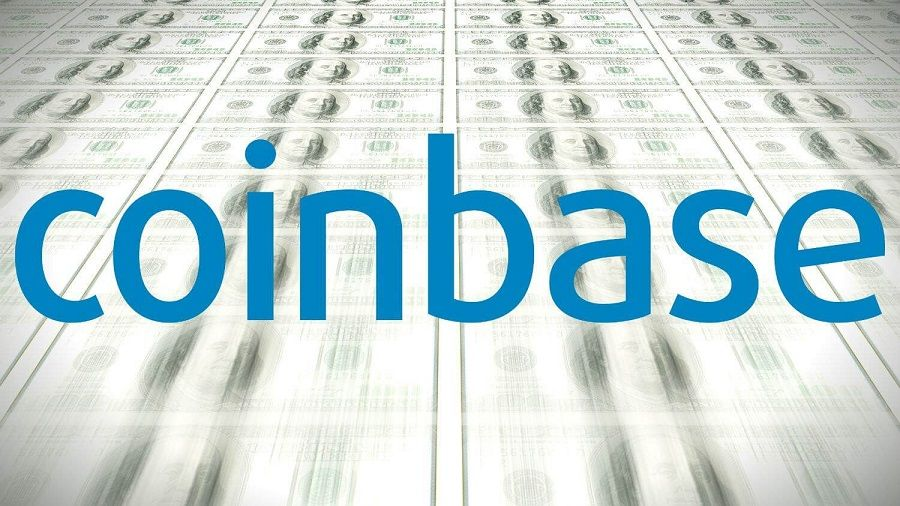 Биржа Coinbase купит криптовалюты на $500 млн