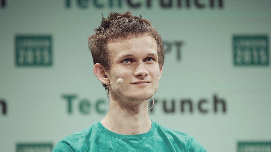 Виталик Бутерин отправил 3 200 ETH для стейкинга в Эфириуме 2.0