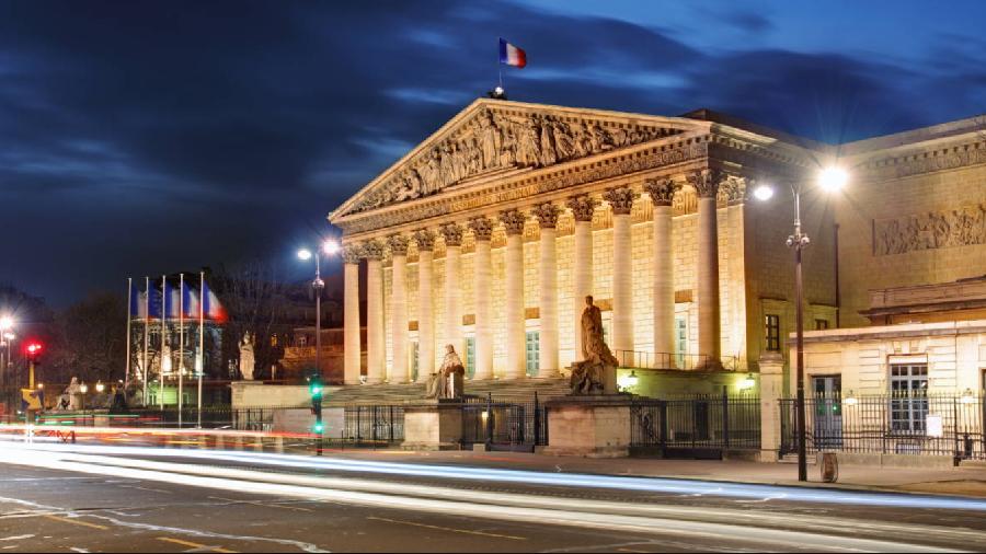 Парламент Франции рассмотрит смягчающие поправки к налогообложению криптовалют